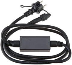 Zwarte Luca lighting System-Led - Start Kabel - Lengte Snoer 180 cm