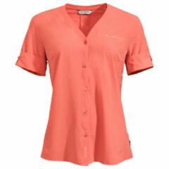 Vaude - Women's Skomer Shirt III - Blouse maat 38, rood