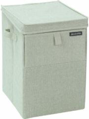 Groene Brabantia Stapelbare wasbox 35 liter - Green