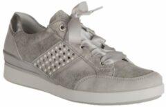 Zilveren Sneakers laag