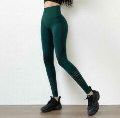 Topco Sportlegging Groen - Maat XL