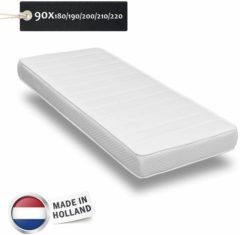 Witte O.M.M Polyether SG40 - Matras - 90x180 x 14 cm - Medium