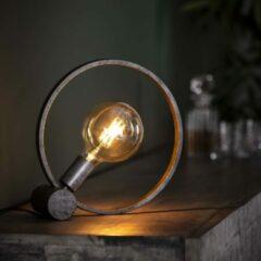 Grijze Easy Furn Tafellamp Zug