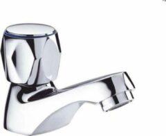 Merkloos / Sans marque CLEVER GUAYAMA – fonteinkraan – koud water – chroom