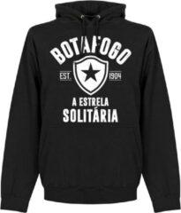 Retake Botafogo Established Hoodie - Zwart - S