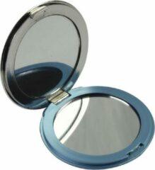 Bellat Zak spiegeltje blauw - make up spiegel