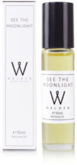 Walden Natural Perfumes Unisex geuren See the Moonlight Roll-On Parfumolie 10 ml