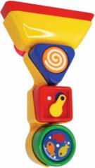 Tolo Toys Bathtime Pour And Spin Shape Sorter