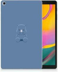 Transparante Tablet Case Samsung Tab A 10.1 (2019) Baby Rhino