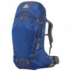 Blauwe Gregory - Women´s Deva 60 - Trekkingrugzak maat 60 l - S blauw