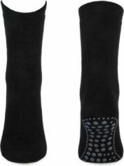 Basset Antislip Sokken Zwart 43-46
