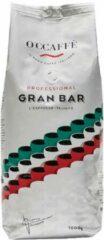 Occaffe O'ccaffè - Gran Bar Professional | Italiaanse koffiebonen | Barista kwaliteit | 1 kg