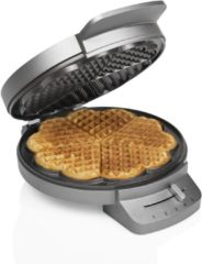 Zwarte Princess Waffle iron DeLuxe 01.132380.01.001