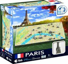 4D Cityscape Inc 4D Cityscape Mini puzzel Paris