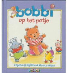 Kluitman Bobbi op het potje