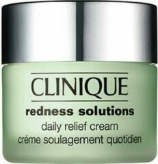 Clinique Clinique Redness Solutions Daily Relief Cream - droge huid/roodheid - dagcrème