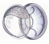 Transparante Philips Avent SCF157/02 - Borstschelpen - 2 stuks( verpakt in folie)