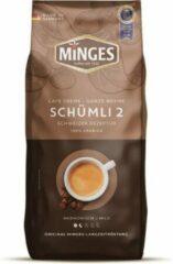 Minges - Café Crème Schümli 2 Bonen - 1 kg