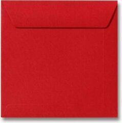 Enveloppenwinkel Envelop 19 x 19 Pioenrood, 25 stuks