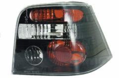 Universeel Set Achterlichten Volkswagen Golf IV 1998-2003 excl. Variant - Zwart/Smoke