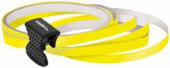 Universeel Foliatec PIN-Striping voor velgen geel - Breedte = 6mm: 4x2,15 meter