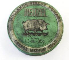 Reuzel groen Grease medium hold by Schorem - 35 gr - Wax