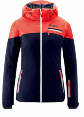 Marineblauwe Maier Sports Coral Flash dames ski jas