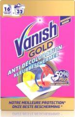 Vanish Gold Kleurenbeschermer - Kleurenvanger - 16 stuks