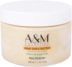 ACM Products A&M Raw Shea Butter Jar 300ml
