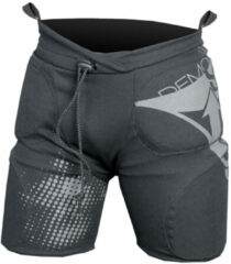 Zwarte Demon Flex Force Pro Youth impact short