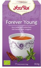 Yogi Tea Forever Young 6-pack (6x 17st)
