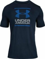 Under Armour Gl Foundation S/S T FitnEssential Shirt Heren - Maat M