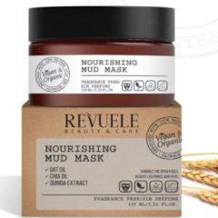 Revuele Vegan & Organic Mud Mask 100ml.