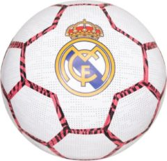 Witte Real Madrid CF Real Madrid voetbal #1 - 5 - maat 5