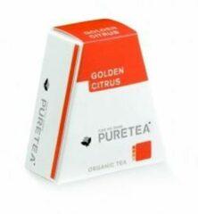 PureTea thee - Golden citrus - 72 stuks