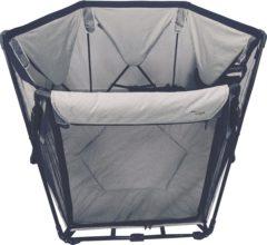 Grijze Bo Jungle B-Foldable Babybox 120x75x140 cm grijs B700400