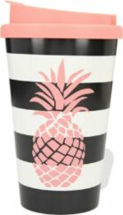 Depesche Drinkbeker To-Go Ananas