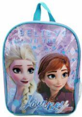 Disney FROZEN 2 Believe Anna & Elsa Rugzak Lila 2-5 Jaar
