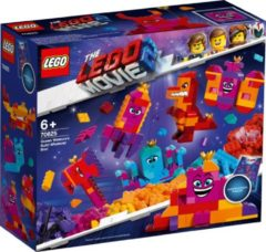 LEGO Movie 70825 DE LEGO FILM 2 Koningin Wiedanook Watdanook Bouw Iets Doos! (4110825)