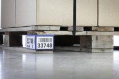Durable Pallet voet hoes 145x75mm