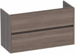 Sanituba NEXXT SMALL onderkast 100cm legno viola