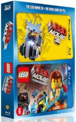 Warner Bros Home Entertainment The LEGO Movie (3D Blu-ray) + The LEGO Movie Videogame - PS4