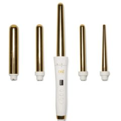 Gouden Ogé Exclusive - 5-in-1 Krultang Set - Gold Edition