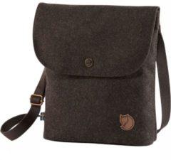 Bruine Fjällräven Fjallraven Norrvåge Pocket Casual/fashion rugzak - Brown