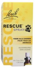 Bach Rescue pets spray 20 Milliliter