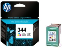 Hewlett Packard HP 344 Inkcartridge drie kleuren standard capacity 14ml