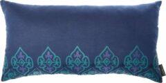 Riverdale Paisley - Kussen - 30x60cm - blauw