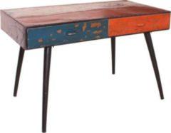 Baidani Excl. Designer Schreibtisch Barrel 120x60cm