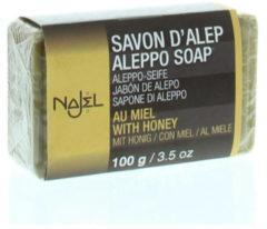 Zwarte Najel Aleppo Olijfzeep Biologische Zeep Honing