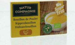Natur Compagnie Kippenbouillon 8 blokjes 88 Gram